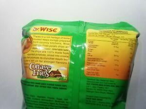 Wise Potato Chips Onion Garlic
