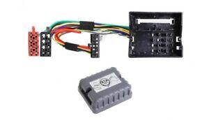 Opel Corsa D teléfono Radio Adaptador Cable arnés Bluetooth Parrot most Bus CAN