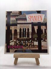 3 View Master Reels - Spanien - C250-D - 🎞️