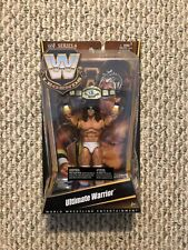 WWE Elite Legends Series 4 Ultimate Warrior Series 4 New! Great Condition!