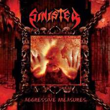 SINISTER - Aggressive Measures - Black Vinyl-LP - 164016