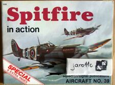 *Spitfire in Action - Squadron/Signal Publications