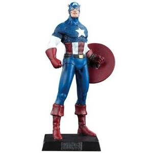 CAPTAIN AMERICA EAGLEMOSS THE CLASSIC MARVEL FIGURINE COLLECTION FIGURES COLLECT