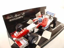 Minichamps  • F1 Panasonic Toyota Racing TF102 M.Salo •1/43 neuf boxed/en boite