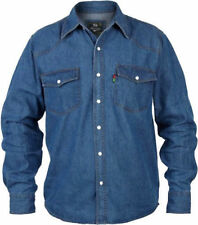 100% Cotton Regular Western Casual Shirts for Men