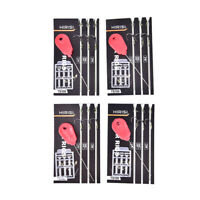 Carp Fishing Hair Rigs Set Carp Terminal Tackle Kit Bait Needle Boilie* Stopper