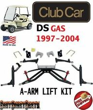 "Club Car Golf Cart 1997'-2004' GAS JAKE'S 6"" DOUBLE A-Arm Lift Kit  #7461"