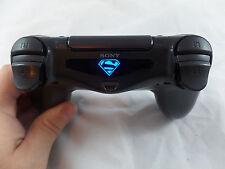 PlayStation 4 PS4 Controller SUPERMAN Light Bar Decal Sticker