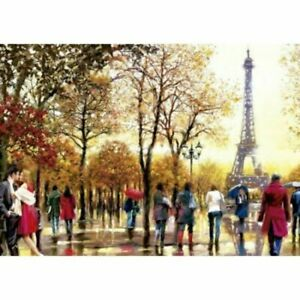 Xtra Large Piece Jigsaw Puzzles - Eiffel Tower