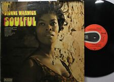 Soul Deutsche Import LP Dionne Warwick Soulful Auf Zepter