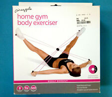 Pineapple Women's Home Gym Fitness Body Exerciser with DVD