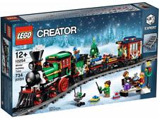 LEGO 10254 Winter Holiday Train - 2016 Ideas - New In Box - Retired