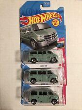2021 Hot Wheels Dodge Van New Hw Drift 2/5 Lot-3