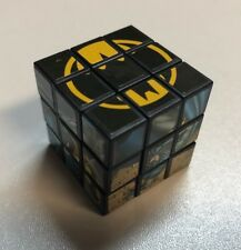 DC Comics Batman Magic Cube Puzzle Twist Game Brain Teaser Rotation - Mini
