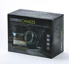 Uniden CAM625 Car Automotive Dash Cam Video Recorder Night Vision full HD 30fps