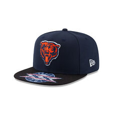 Chicago Bears Bear Logo New Era 9FIFTY Super Bowl XX Snapback Hat Cap