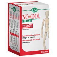 Esi non Dol 60 Capsules pour Douleurs et Flex Articulations avec Glusami