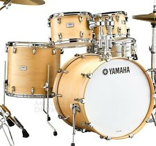 """Yamaha Tour Custom 4pc Drum Set Shell Pack w/ 22"""" Bass Drum (TMP2F4BTS) In Stock"""
