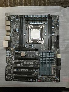 Intel i7 X-Series CPU + full ATX X79 motherboard + 12GB RAM + GPU