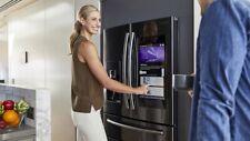 Samsung Refrigerator. 651L Family Hub™ Refrigerator - SRF651BFH3RF22NPEDBSG/SA