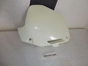 Seitendeckel links Sidecover left Honda CR125 CR250 BJ.91-92 Neu Lagerspuren