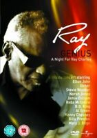 Ray - Genius - A Tribute Night For Ray Charles DVD NEW Gift Idea Elton John etc.