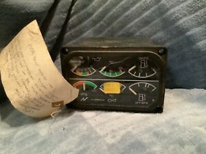 Aircraft Gauge Unknown, please see photos 1997 last checked untested! CB10