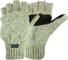 Hot Shot Men's The Sentry Mittens Oatmeal One Size 043552212491