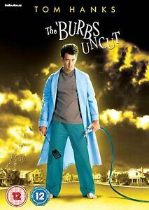 The Burbs DVD (1989) Tom Hanks, Bruce Dern, Carrie Fisher) Region 4 New Sealed