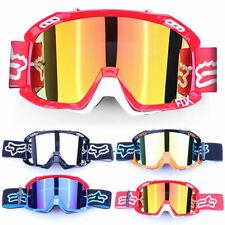 Motocross Motorcycle Goggles Anti-fog UV Protection MX Dirt Bike Glasses Eyewear