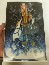 New Mutants 1 Dead Souls Mark Brooks Virgin Blue Magik X-Men Nm