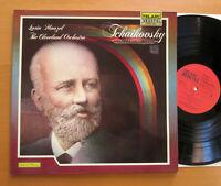 10047 Tchaikovsky Symphony 4 Lorin Maazel Cleveland 1979 Telarc Digital EX/EX