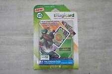 Leap Frog ImagiCard Teenage Mutant Ninja Turtles Math Learning Game for LeapPad