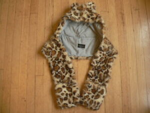 Next Hooded Scarf with pockets