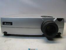 Delta AV-600 AB 200:1 1000 Lumens LCD Video Projector w/Lamp *No Remote*
