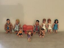 Lot Of 10 Flinstones Movie Action Figures Fred, Barney, Betty, Wilma, Toys R Us