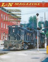 L&N Magazine, 3rd Qtr., 2018 - LOUISVILLE & NASHVILLE Railroad Historical (NEW)