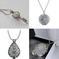 New Glow In The Dark Jewelry Necklace Glowing Heart Little Teardrop Pendant Gift