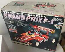 VINTAGE# TYCO TAIYO RC Grand Prix F1 Lotus  Japan #NIB BOXED RARE