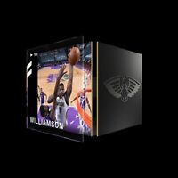 Zion Williamson Dunk S2 NBA Top Shot NFT Digital Card Moment #14748/15000 READ