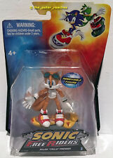 Jazwares Sonic the Hedgehog Free Riders MILES TAILS PROWER Figure, Worn Package
