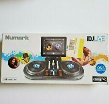 Numark IDJLIVE Digital DJ Controller For iPad iPhone iPod Touch