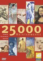 25000 Meisterwerke  (DVD-ROM) von Directmedia | Software | Zustand gut