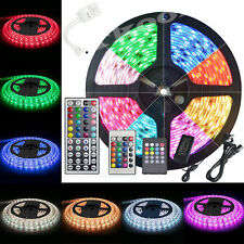 RGB ️5050 10M Waterproof  LED Strip Light TV Back Lightning + Remote Control