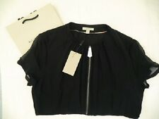 BURBERRY TUNIC SHIRT TOP SHORT SLEEVE SIZE XL - BNWT