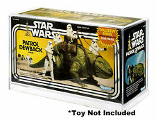 Star Wars Patrol Dewback Display Case