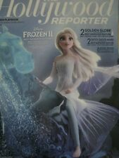 Frozen 2   OSCAR AD Elsa on Horse Hollywood Reporter cover  RARE