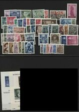 Germany GDR vintage yearset Yearset 1955 Mint MNH Without Bl. 13 complete