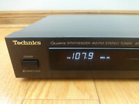 Technics ST-K50 Stereo FM/AM Digital Synthesizer Tuner Made in Japan