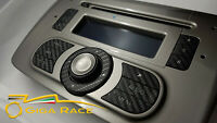 adesivi auto alfa romeo mito tasti autoradio sticker decal carbonlook cover 4D